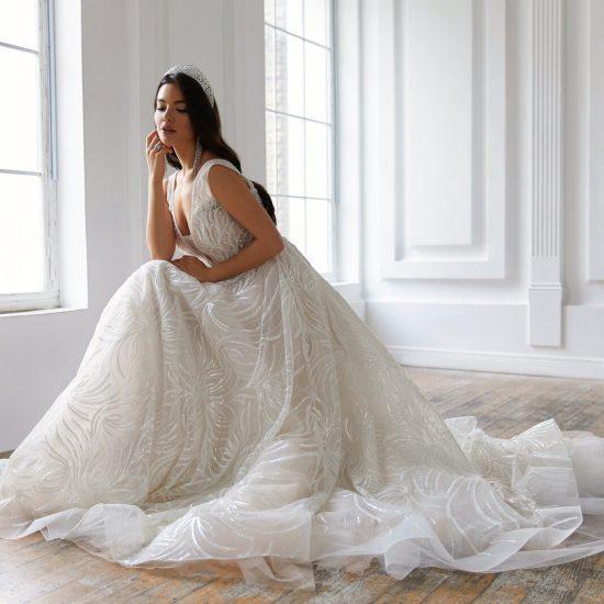 Kāzu kleita Alyssa2