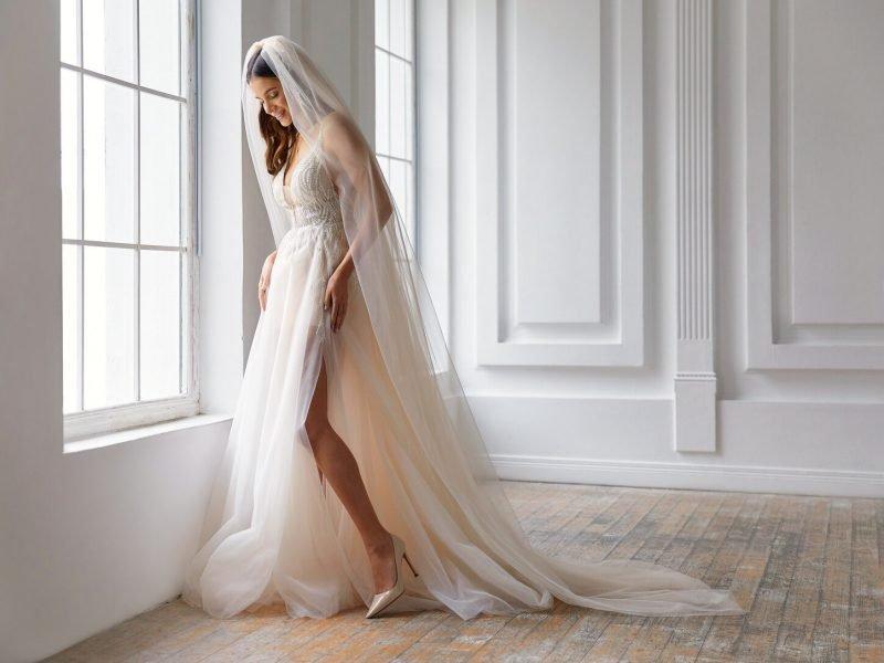 Kāzu kleita Begonia3