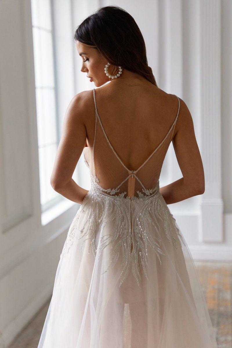 Kāzu kleita Begonia2