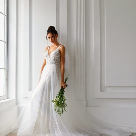 Kāzu kleita Dandelion1