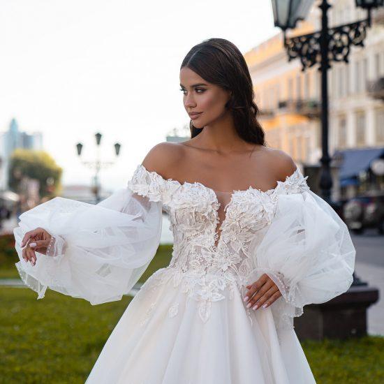 Kāzu kleita Amora2
