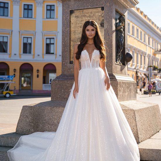 Kāzu kleita Amelia2