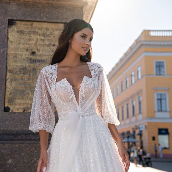 Kāzu kleita Amelia1