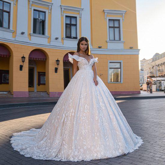 Kāzu kleita Avrora2