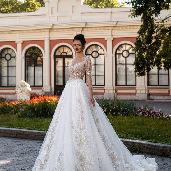 Kāzu kleita Novada1
