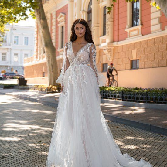 Kāzu kleita Talia1