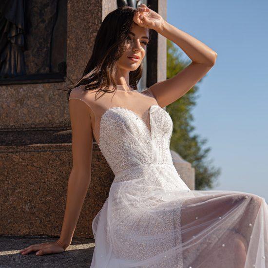Kāzu kleita Ziya2