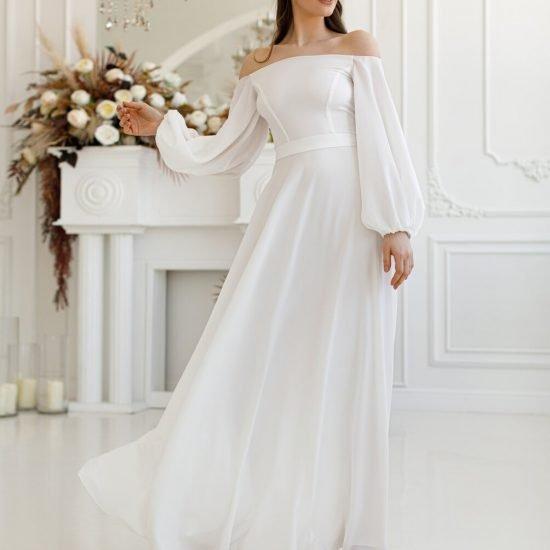 Kāzu kleita Minna1