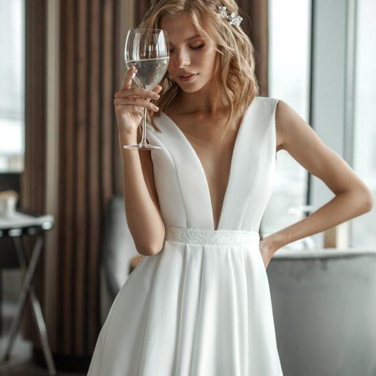 Kāzu kleita Darina2