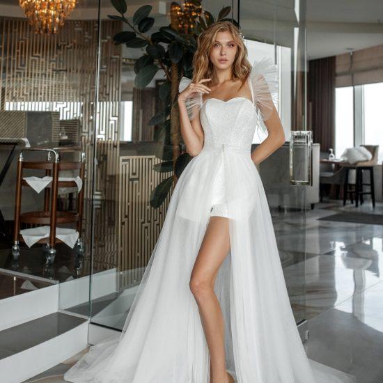 Kāzu kleita Fergie1