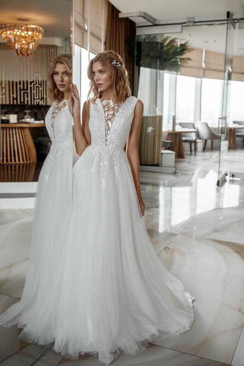Kāzu kleita Tifani