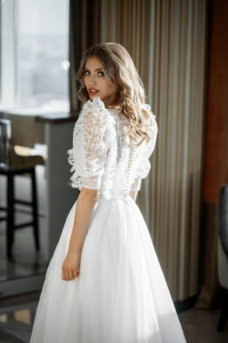 Kāzu kleita Delly2