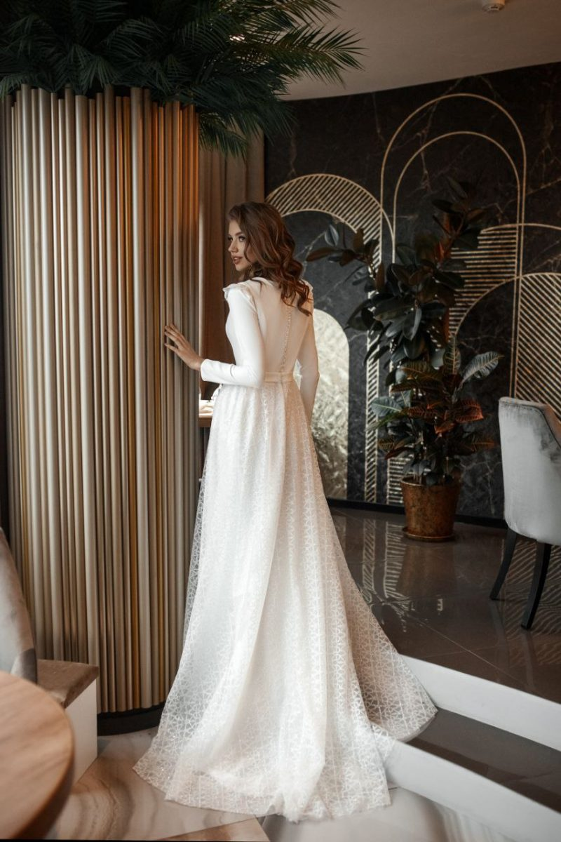 Kāzu kleita Dominika4