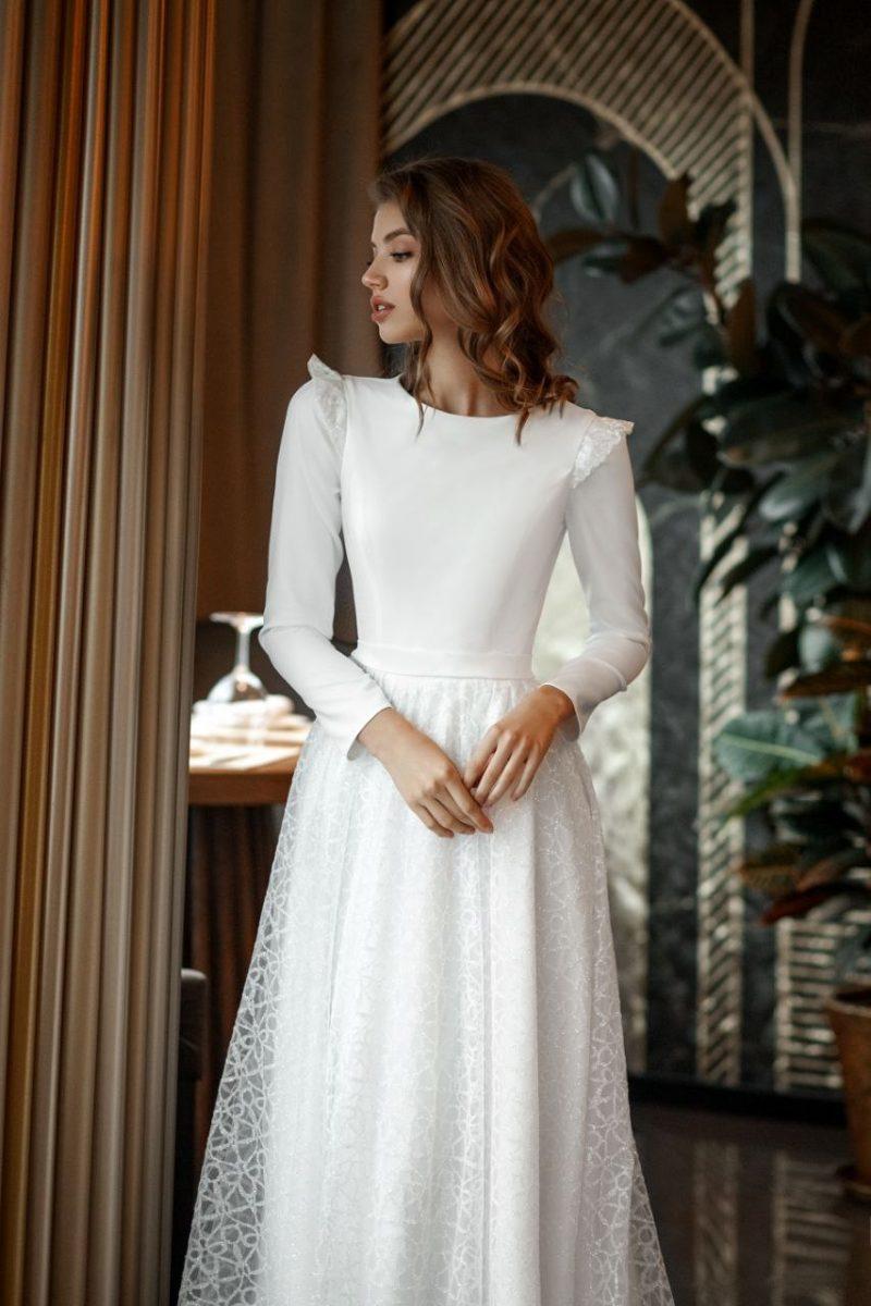Kāzu kleita Dominika3