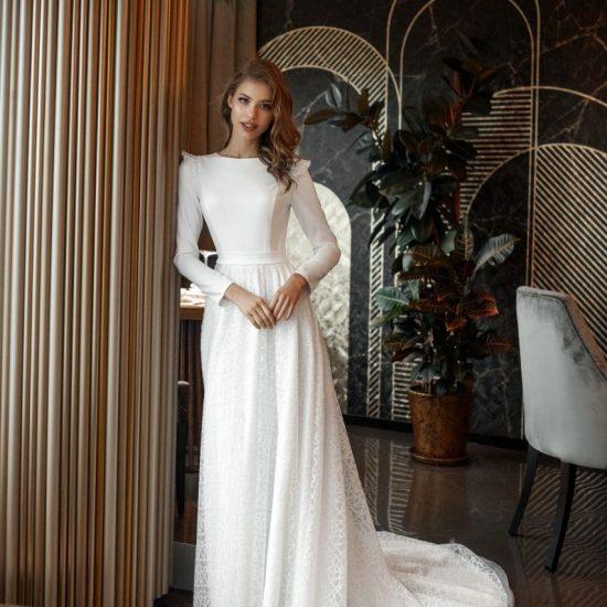 Kāzu kleita Dominika1