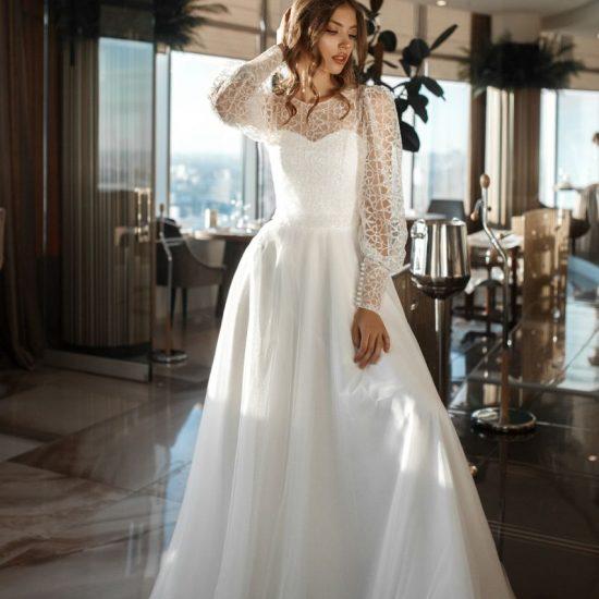 Kāzu kleita Hanna1