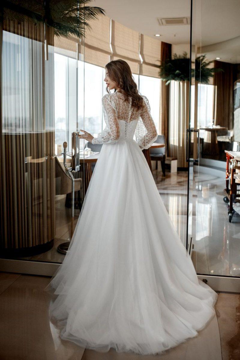Kāzu kleita Hanna2