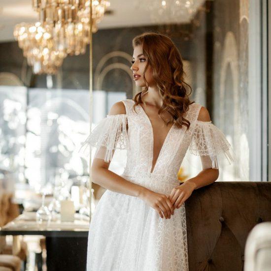 Kāzu  kleita Mindy2