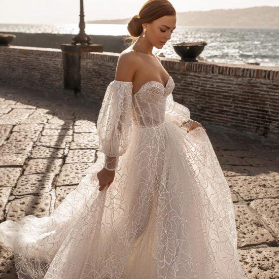 Kāzu kleita Elizabet1