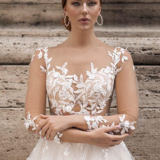 Kāzu kleita Afradita2