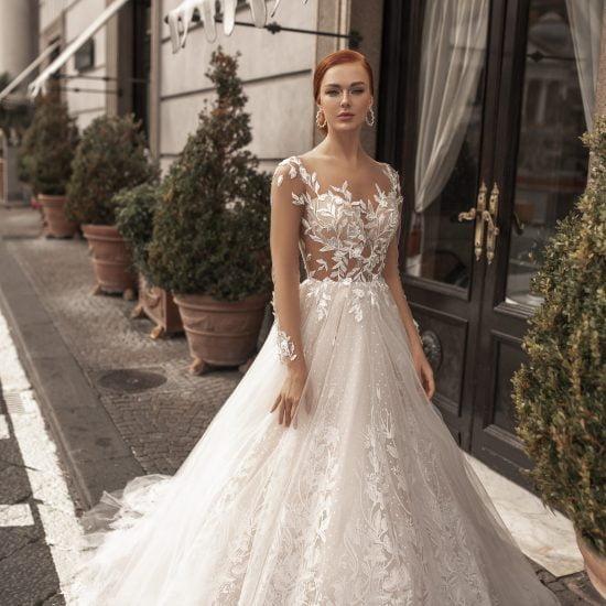 Kāzu kleita Afradita1